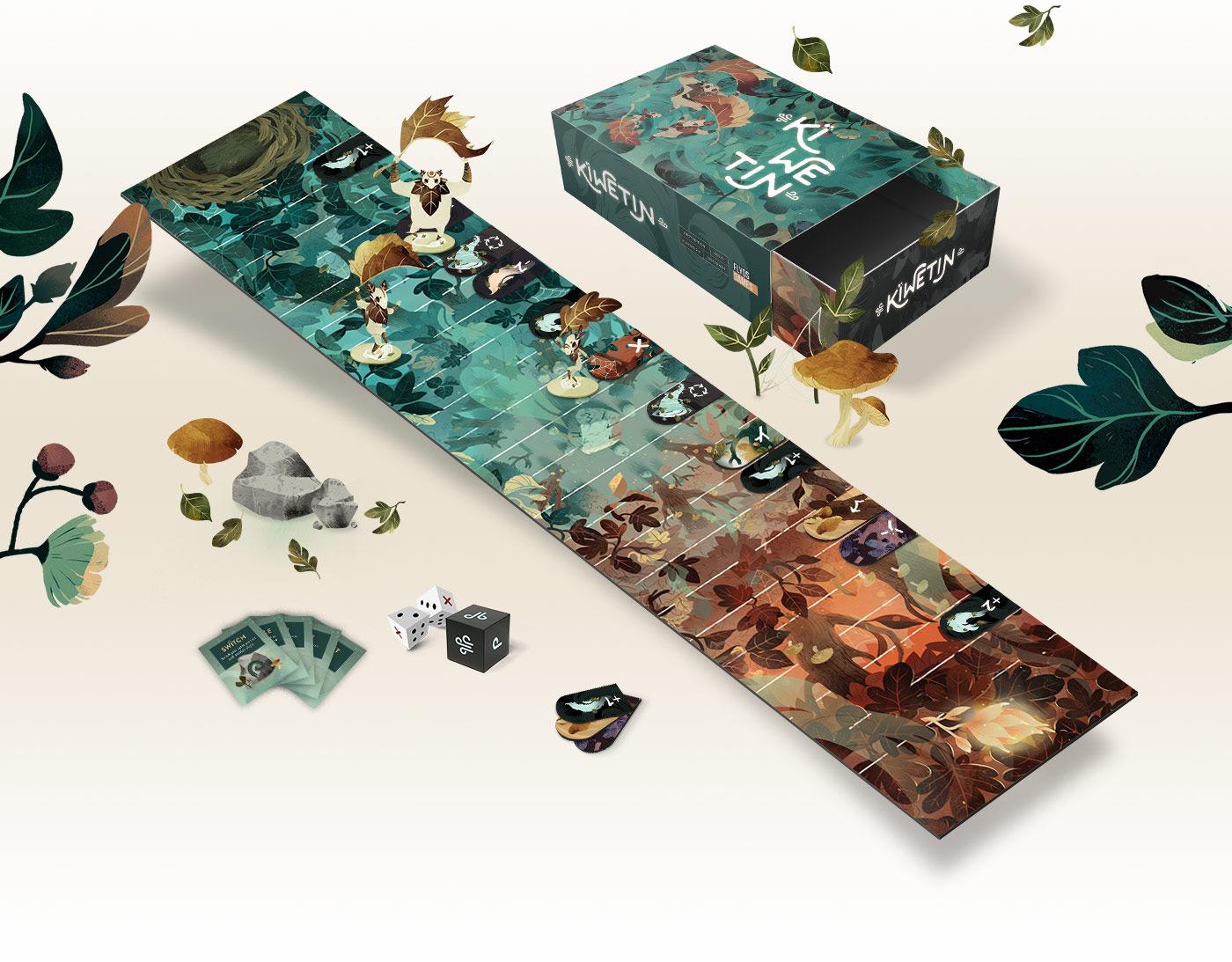 Kiwetin_Boardgame